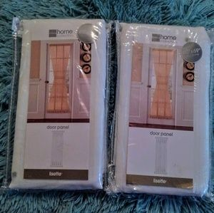 JCPenney Home Collection Door Panels